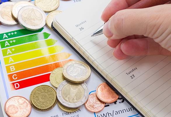 Aprovação de recursos em fundos de Eficiência Energética