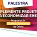 palestra sobre o fundo de Eficiência Energética da Celesc